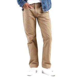 Levi's 514 Khaki Jeans